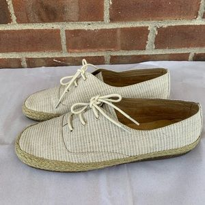 ❤️ NWT Aerosoles striped flats